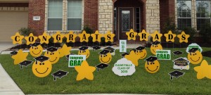 Congrats Grad Stars-Clear Falls