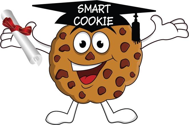 introducing the new smart cookie yard  quot bouquet Graduation Cap Preschool Graduation Clip Art