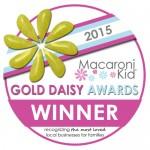 macaroni kid gold daisy award winner