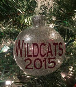 ornament-wildcats