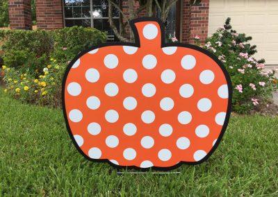 pumpkin-polkadots