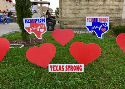 hurricaneharvey-texasstrongsigns