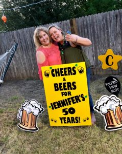 cheers 50th birthday